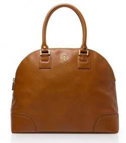 tory burch robinson dome satchel, robinson dome satchel review, fall 2012, moms, mom