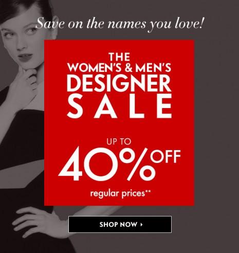 Neiman Marcus November 2015 SALE